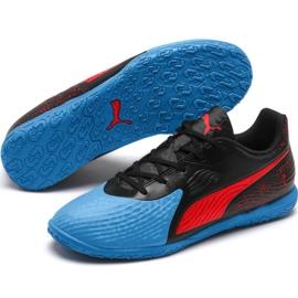 Beltéri cipő Puma One 19.4 It Jr 105504 01 fekete, fekete fekete 3