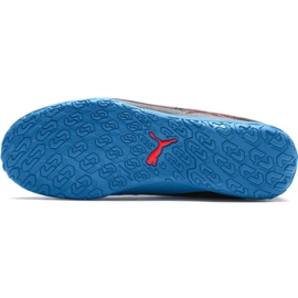 Beltéri cipő Puma One 19.4 It Jr 105504 01 fekete, fekete fekete 5