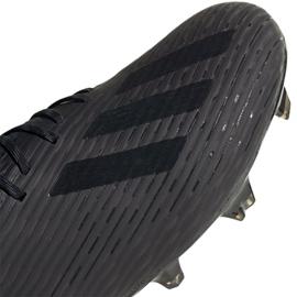 Foci cipő adidas X 19.1 Fg M F35314 fekete fekete 5