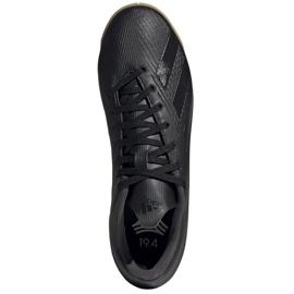 Beltéri cipő adidas X 19.4 M F35339-ben fekete fekete 2