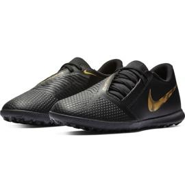 Nike Phantom Venom Club Tf M AO0579-077 futballcipő fekete fekete 3