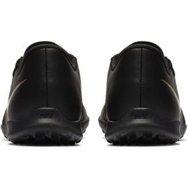 Nike Phantom Venom Club Tf M AO0579-077 futballcipő fekete fekete 4