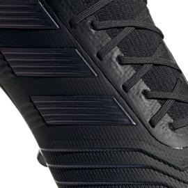 Adidas Predator 19.1 Ag M EF8982 futballcipő fekete fekete 2