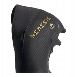Adidas Nemeziz 19,3 Ll Fg M EF0371 futballcipő fekete fekete 2