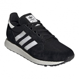 Adidas Originals Forest Grove M EE5834 cipő fekete 2