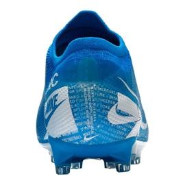 Nike Vapor 13 Pro AG-Pro M AT7900-414 futballcipő kék kék 1