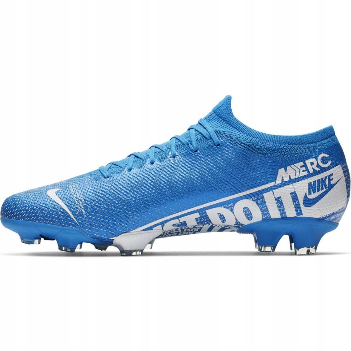 Nike mercurial vapor 13 academy fg focicipő AT5269 414 Szi Zo