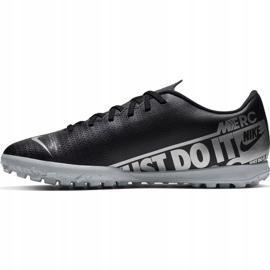 Nike Mercurial Vapor 13 Club Tf M futballcipő, AT7999 001 fekete 2