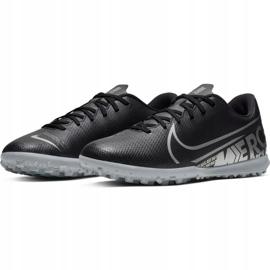 Nike Mercurial Vapor 13 Club Tf M futballcipő, AT7999 001 fekete 3