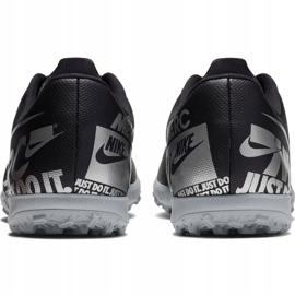 Nike Mercurial Vapor 13 Club Tf M futballcipő, AT7999 001 fekete 4