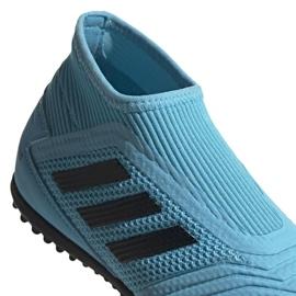 Adidas Predator 19.3 Ll Tf Jr EF9041 futballcipő kék kék 3