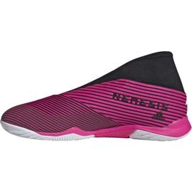 Foci csizma adidas Nemeziz 19.3 in M EF0393 pink rózsaszín rózsaszín 1