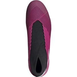 Foci csizma adidas Nemeziz 19.3 in M EF0393 pink rózsaszín rózsaszín 2