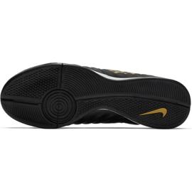 Beltéri cipő Nike Tiempo Legend 7 Academy Ic M AH7244-077 fekete fekete 3