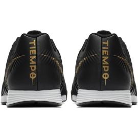 Beltéri cipő Nike Tiempo Legend 7 Academy Ic M AH7244-077 fekete fekete 4