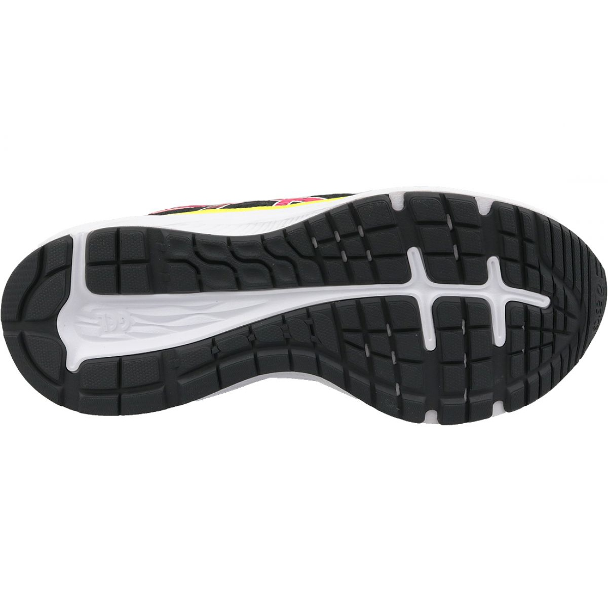 Fekete Futócipő Asics Gel Excite 6 Gs Jr 1014A079 002