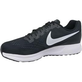 Nike Air Zoom Pegas 34 M 880555-001 futócipő fekete 1