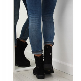 Női cipő fekete 7378-PA Fekete 2