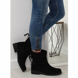 Női cipő fekete 7378-PA Fekete 1