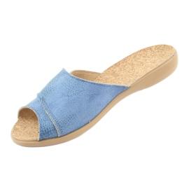 Befado női cipő pu 265D015 kék 3