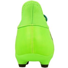 Adidas X 16.3 Fg M BB5855 futballcipő zöld zöld 2