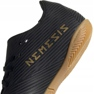 Adidas Nemeziz 19.4. Jr EG3314 futballcipő fekete fekete 4