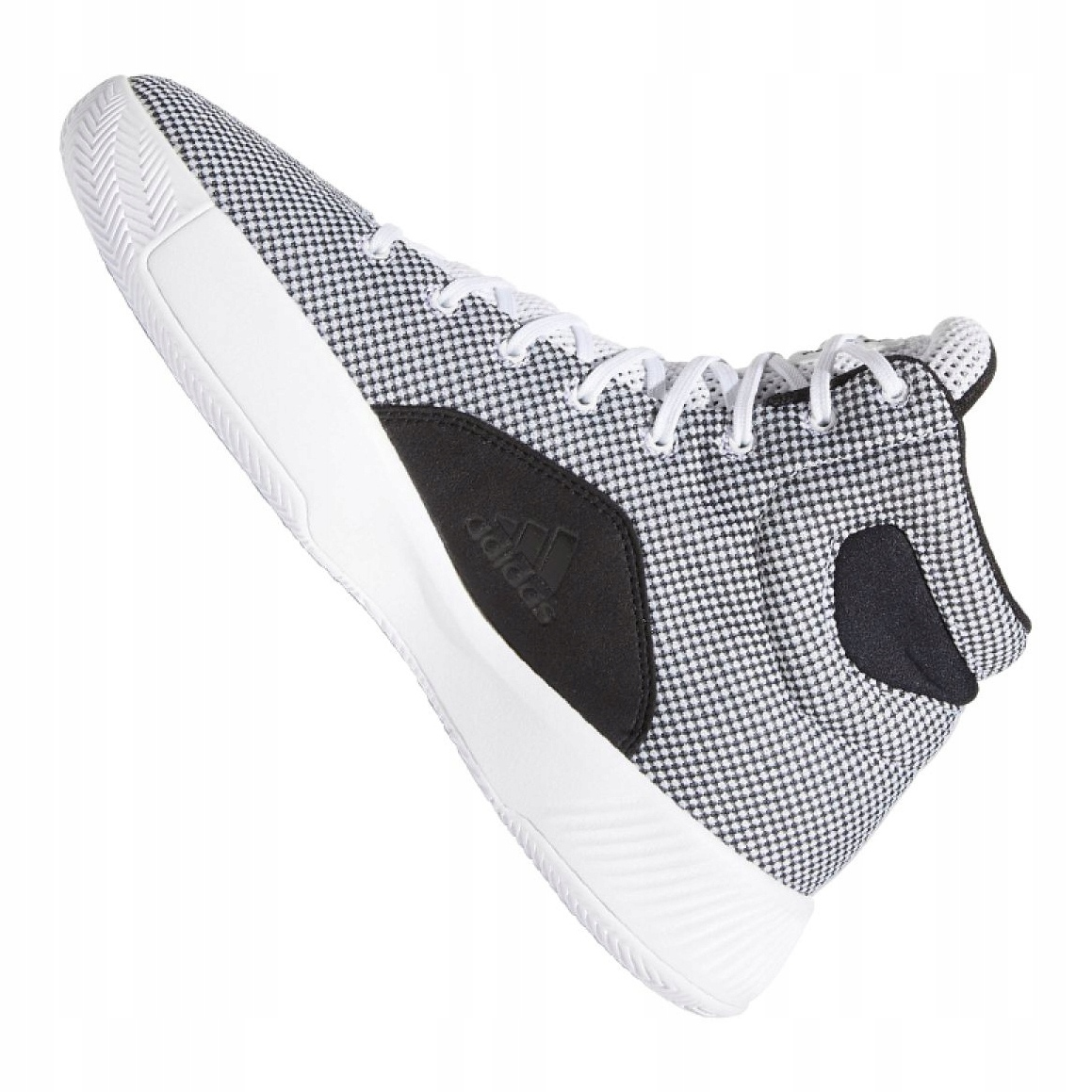 Adidas Pro Bounce Madness 2019 M BB9235 cipő fehér fehér