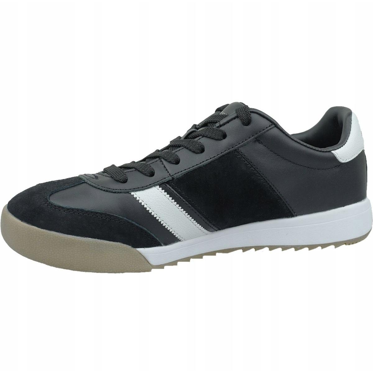 Skechers Zinger Scobie M 52322 BKW cipő fekete