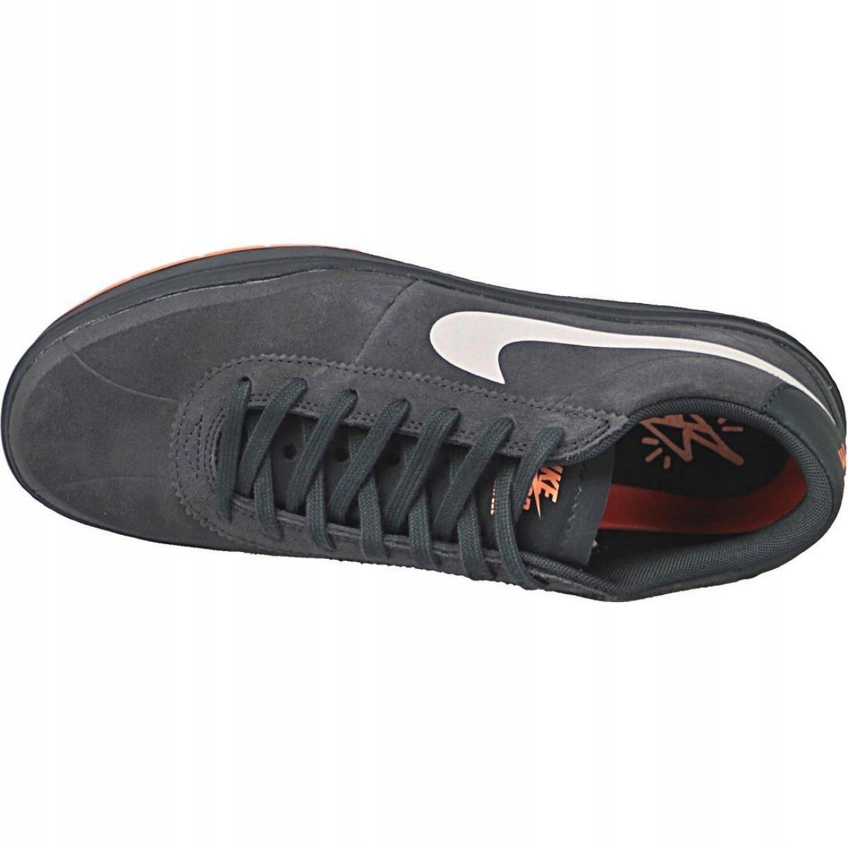 Nike Bruin Sb Hyperfeel Xt M 856372 018 cipő fekete