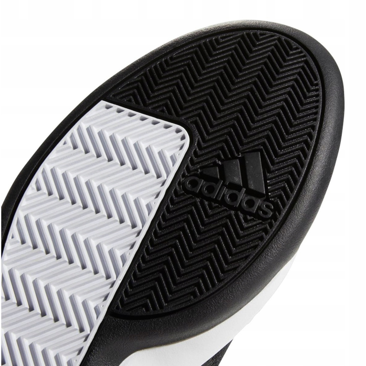 Adidas Pro Adversary 2019 M BB7806 cipő fekete szürke ezüst