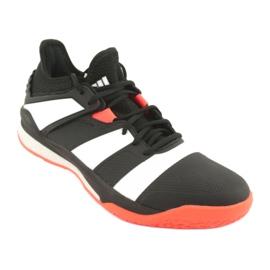 Adidas Stabil XM G26421 cipő fekete 1