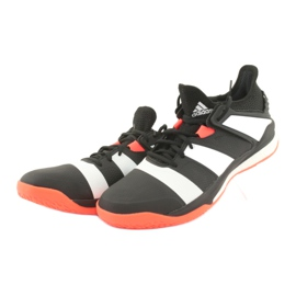 Adidas Stabil XM G26421 cipő fekete 3
