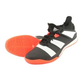 Adidas Stabil XM G26421 cipő fekete 5