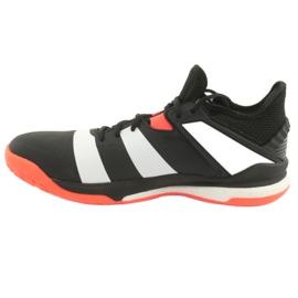 Adidas Stabil XM G26421 cipő fekete 2