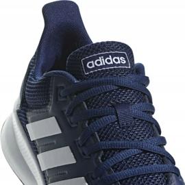 Adidas Runfalcon M F36201 cipő haditengerészet 3