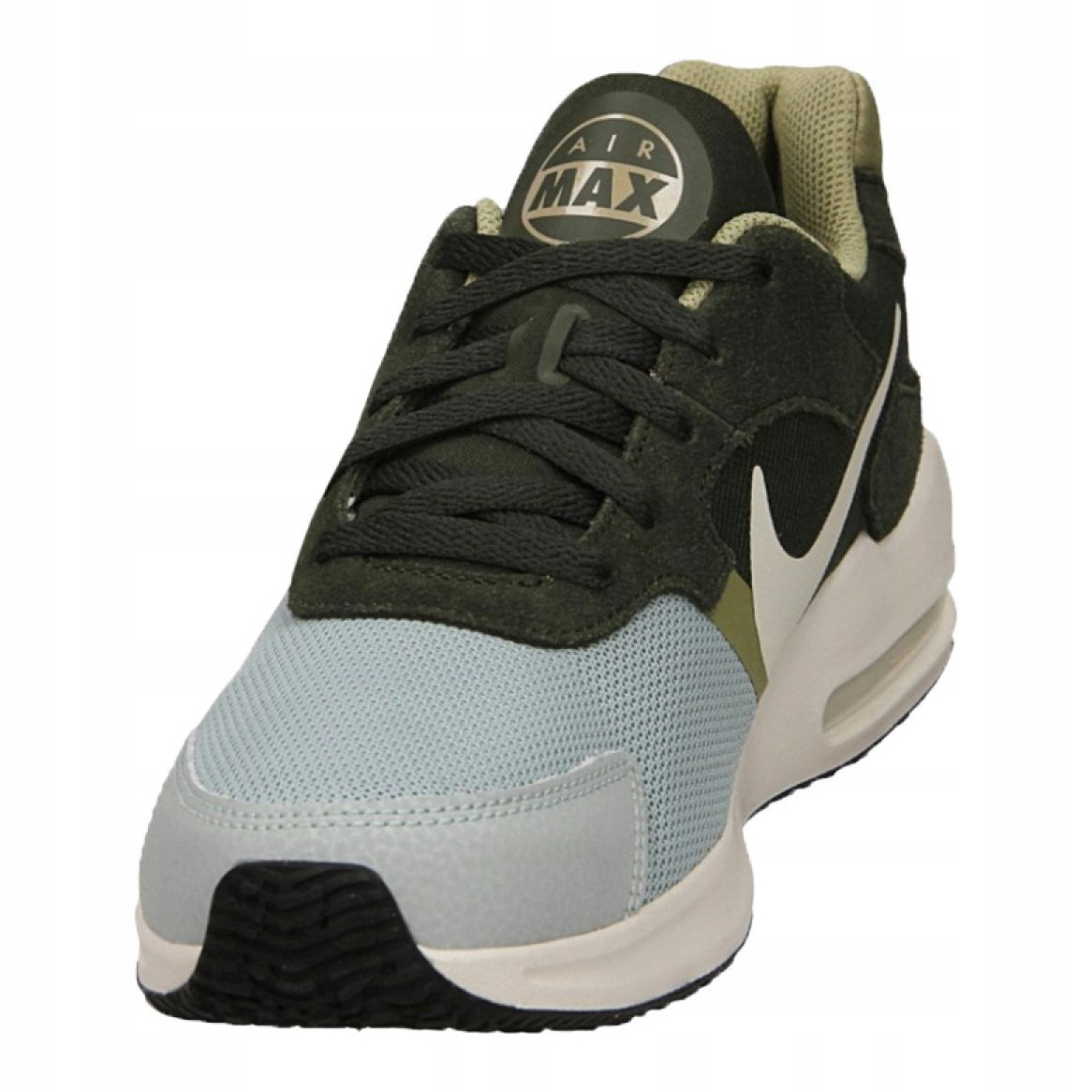 Nike Air Max Prime M 876068 005 cipő fekete ButyModne.pl