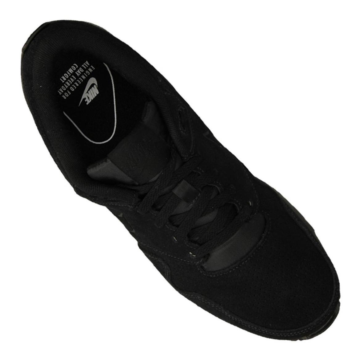 Nike Air Max Odyssey M 652989 001 cipő fekete ButyModne.pl