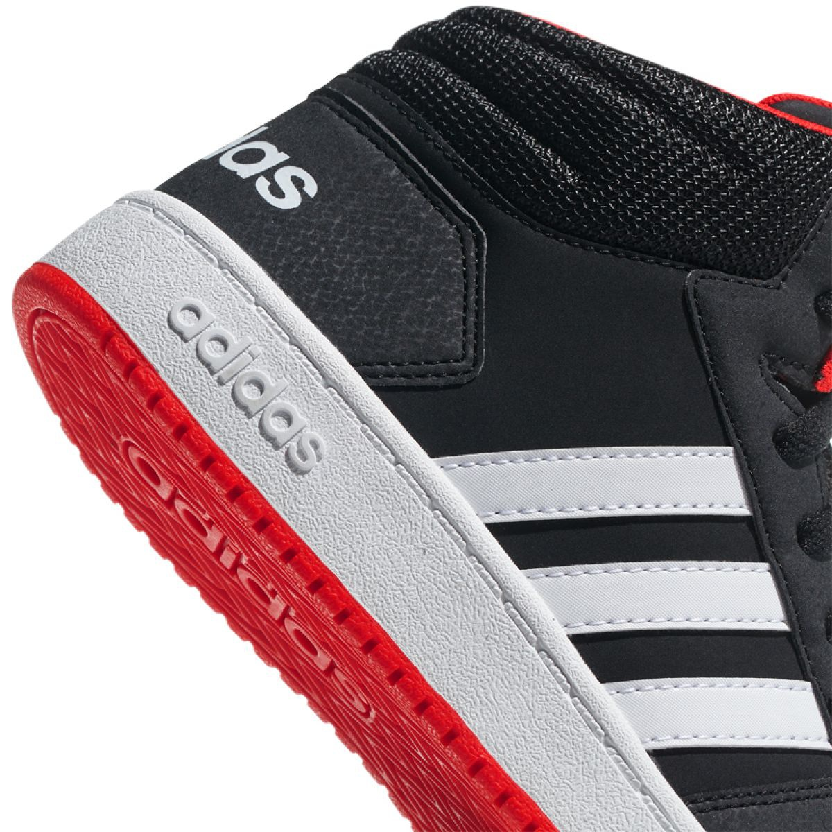 cipő adidas Hoops Mid 2.0 K JR B75743