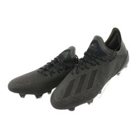 Foci cipő adidas X 19.1 Fg M F35314 fekete 3