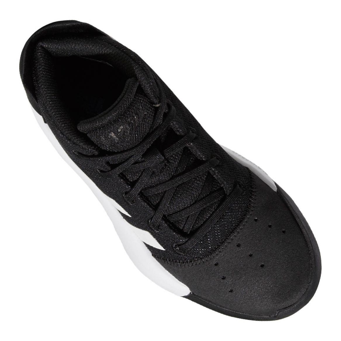 Adidas Pro Adversary 2019 K Jr BB9123 cipő fekete fekete