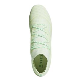 Adidas Nemeziz 17.2 Fg M CP8973 futballcipő sokszínű zöld 2