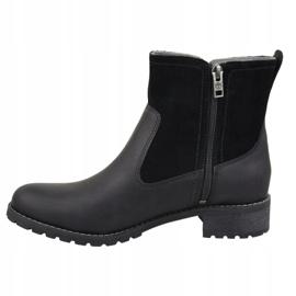 Timberland Bethel Biker W 6914B téli cipő fekete 1
