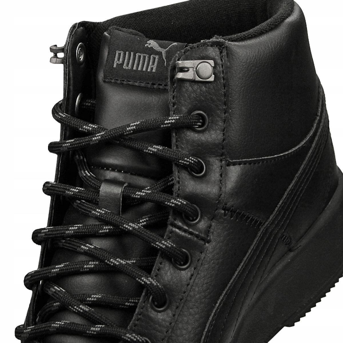 Puma Tarrenz Sb Puretex M 370552 01 cipő fekete