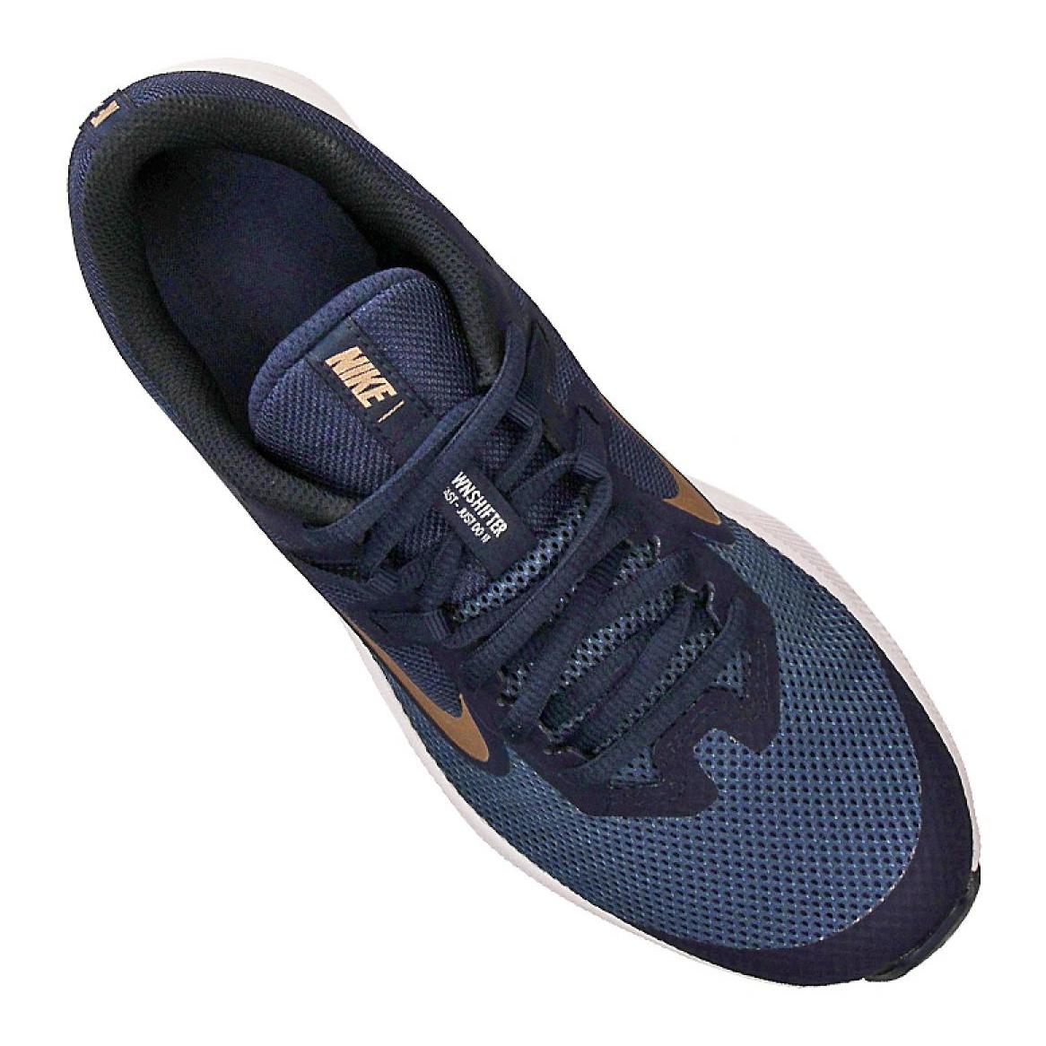 Nike Nightgazer M 644402 412 cipő haditengerészet ButyModne.pl