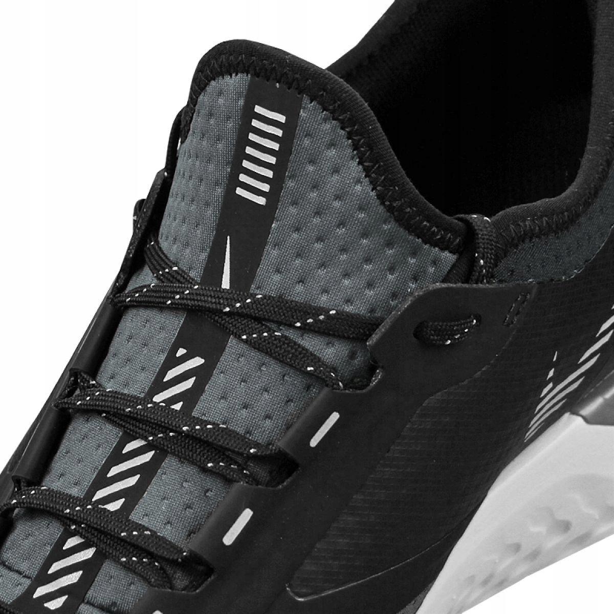 Nike Odyssey React 2 Shield M BQ1671 003 futócipő fekete