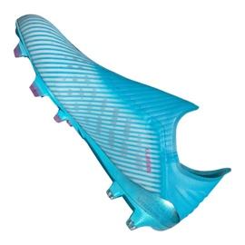 Adidas X 19+ Fg F35323 futballcipő kék kék 4