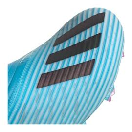 Adidas X 19+ Fg F35323 futballcipő kék kék 5