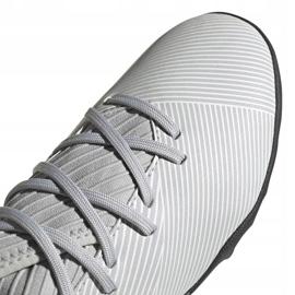 Adidas Nemeziz 19.3 Tf Jr EF8303 futballcipő szürke sokszínű 3