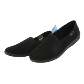 Befado férfi cipő pvc 001M060 fekete 3