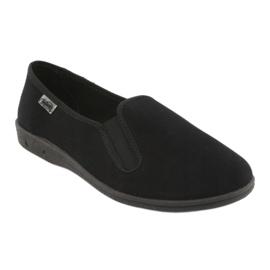 Befado férfi cipő pvc 001M060 fekete 2